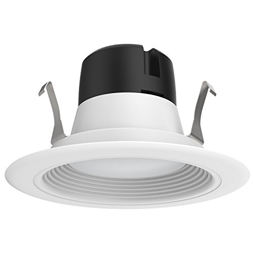 Satco S9478 LED Downlight Retrofit 4' 5000K 120V Dimmable Light Bulb, 9W