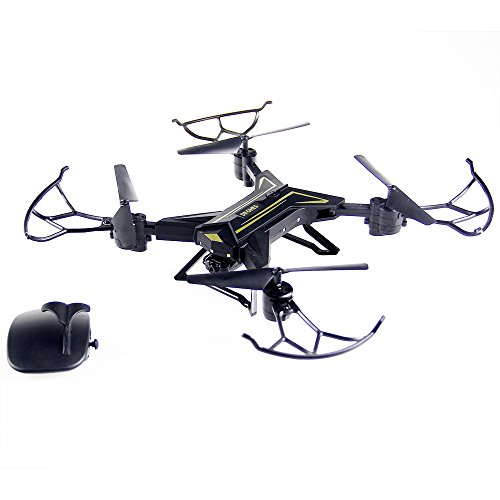 Your Supermart FoldableWiFi FPV Drone RC Helicopter Channels Quadcopter Camera With Manual Control for Kids and Adults by Your Supermart