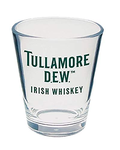 Tullamore Dew Irish Whiskey Shot ()