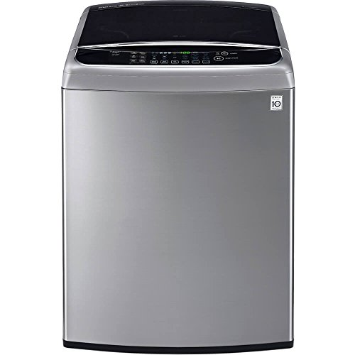 LG WT1801HVA 5.0 Cu. Ft. Graphite Steel With Steam Cycle ...