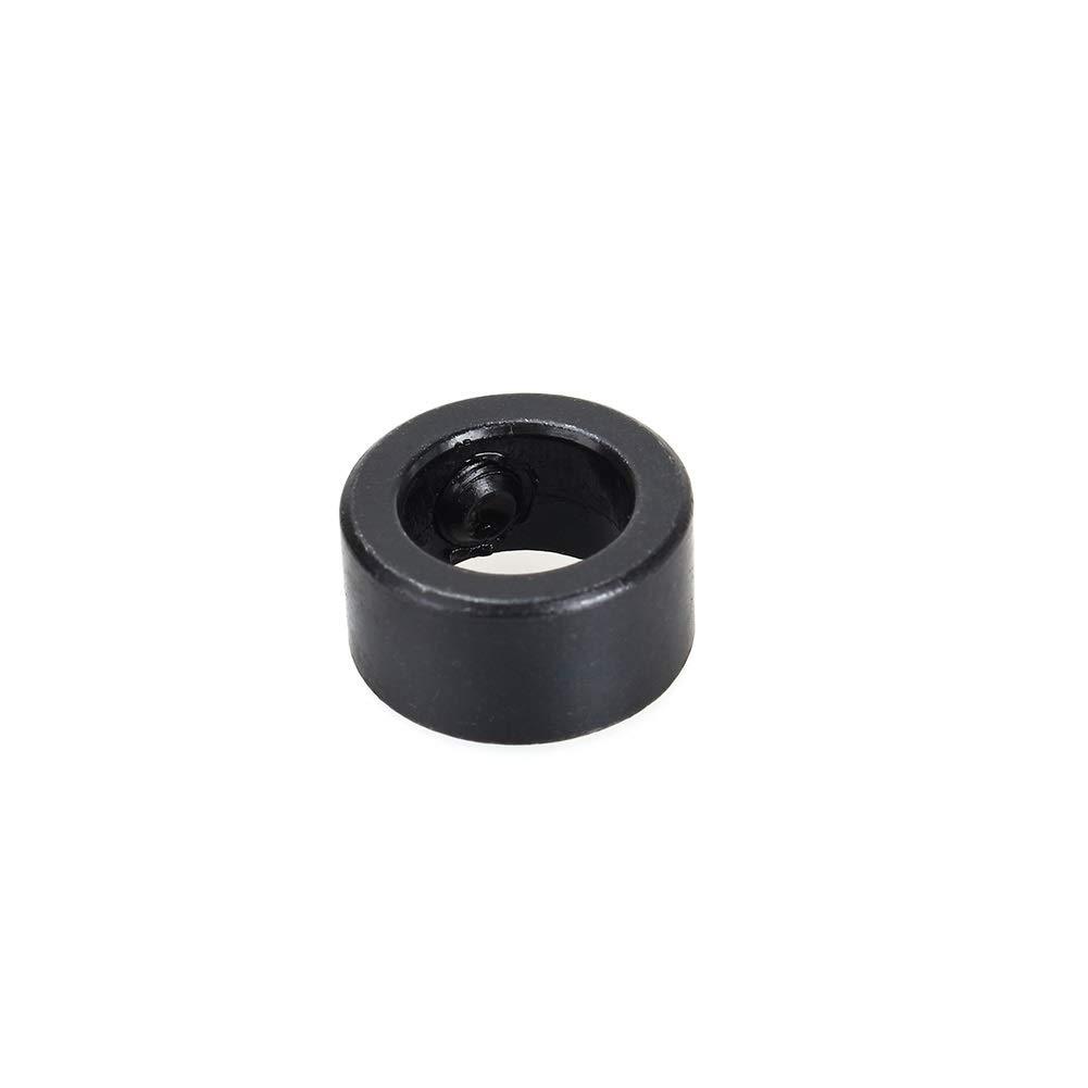 1pc Hex Wrench Drill Bit Depth Stop Collars Shaft Collar Set Collars Ring Positioner Locator Drill Clamp Metric 3mm 4mm 5mm 6mm 8mm 10mm 12mm