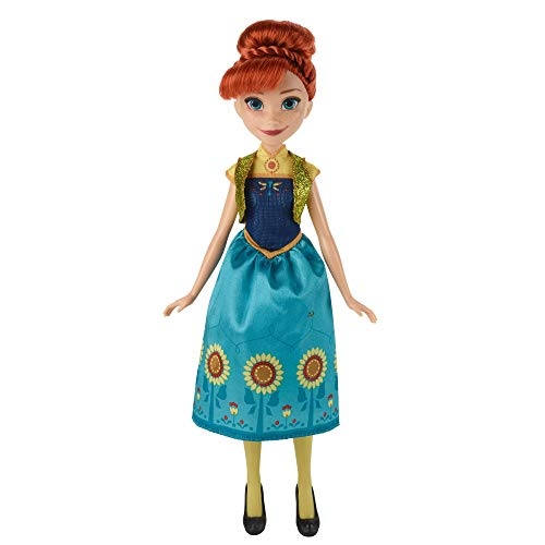 Expert choice for frozen fever elsa doll