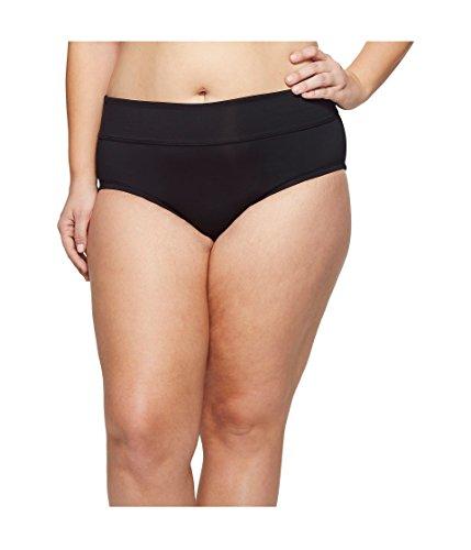 Nike Women's Plus Size Full Bottom Black 1X