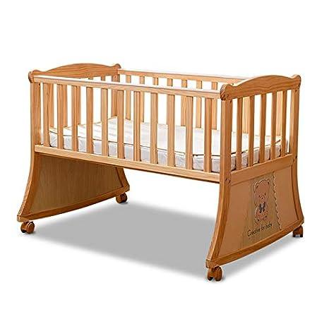 Buy Babysing Newborn Ivory Solid Detachable Game Rocking Bedding Set