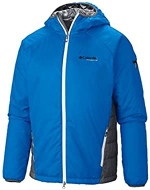 Mens Prima Hiker Jacket, Hyper Blue