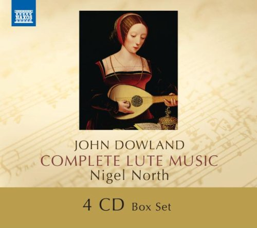 Dowland Lute - 1