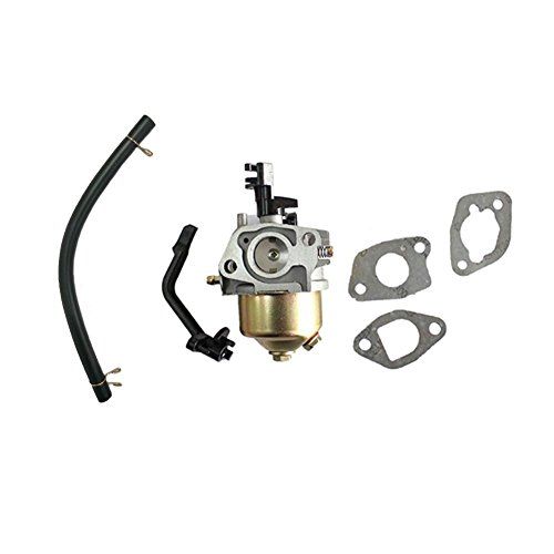 Poweka New Pack of Carburetor w/ Gasket for Champion Power Equipment 3500 4000 Watts Gas Generator by Poweka