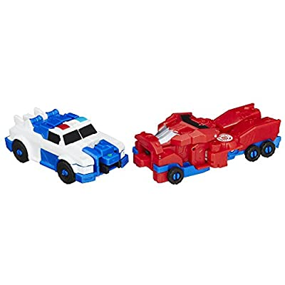 Transformers: Robots in Disguise Combiner Force Crash Combiner Primestrong