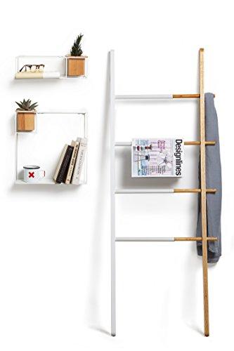 Umbra Hub Ladder, Black/Walnut 41d zDlnRxL