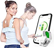 Upright GO 2 NEW Posture Trainer and Corrector for Back | Strapless, Discreet and Easy to Use | Complete with