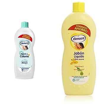 Nenuco Pack con Agua de Colonia + Jabón líquido con Vitamina ...