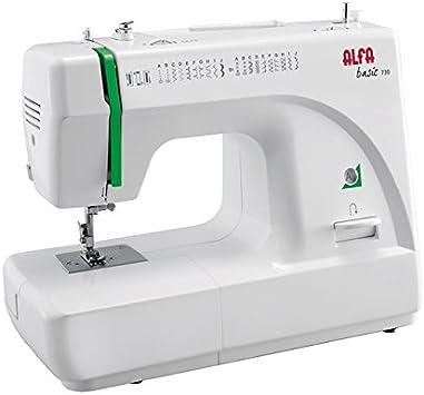 Alfa - Máquina De Coser Basic 730 con 19 Diseños: Amazon.es: Hogar