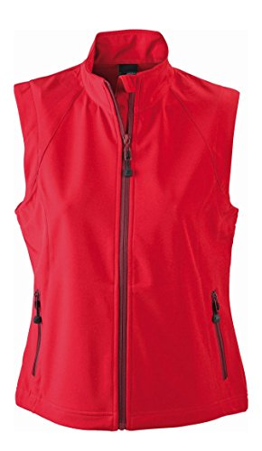 Chaleco softshell Chaleco softshell Mujer Red