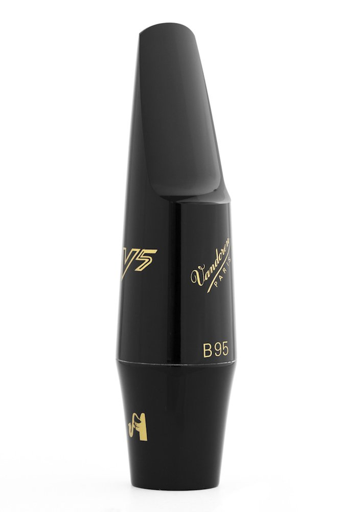 Vandoren SM434 B95 V5 Series Baritone Saxophone Mouthpiece