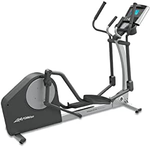 Life Fitness X1 Cross-Trainer Elliptical with Basic Workout Console