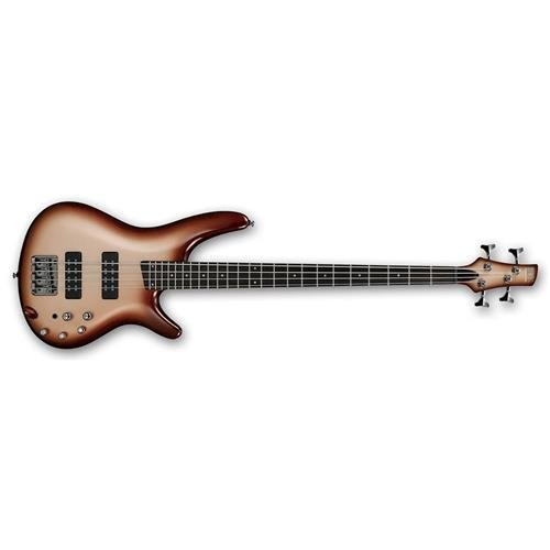 Ibanez SR300E 4-String Electric Bass - Ibanez Bass Preamps