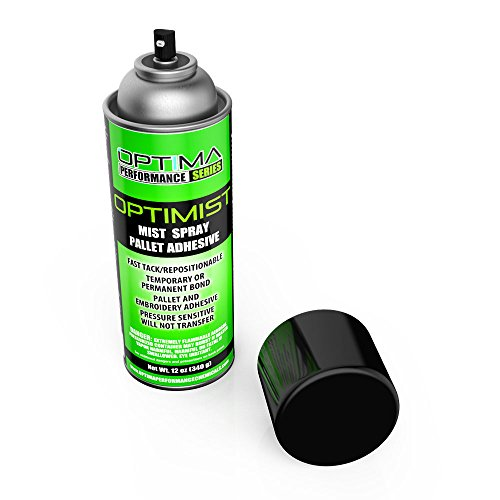Optimist - Mist Spray Pallet Adhesive 12 oz. - Single Can