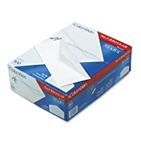 Columbian CO115 3-7 /8x8-7 /8 pulgadas, sobres blancos, 500 unidades (CO115)
