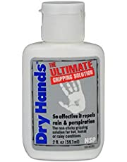 Solución de agarre Nelson Sports Products Dry Hands, 60 ml