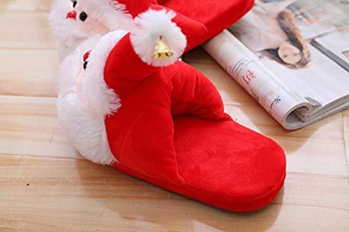 Licorne Licorne d'hiver Chaussons Doux Style 36 40 25 Tailles d'intérieur Chaud Pantoufles nbsp;cm en Peluche pour 9 Chausson KayMayn Intéressant européenne Adultes Chaussures Chaussons Chaud qRw4vq5d