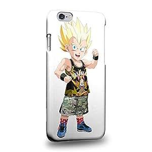 "Case88 Premium Designs Dragon Ball Z GT AF Son Goku Super Saiyan Trunks Protective Snap-on Hard Back Case Cover for Apple iPhone 6 4.7"" by icecream design"