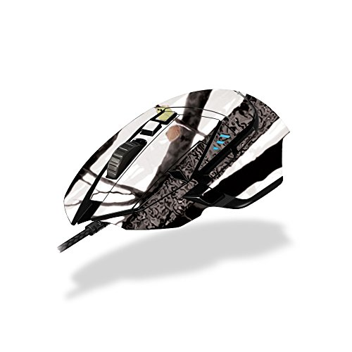 MightySkins Skin Logitech G502 Proteus Spectrum Gaming Mouse - Artic Camo | Protective, Durable Unique Vinyl Decal wrap Cover | Easy to Apply, Remove Change Styles | Made in The USA