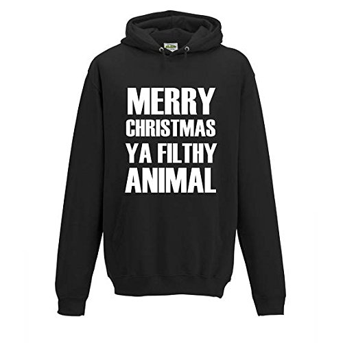 Merry Christmas Ya Filthy Animal Logo Hoodies, Unisex Hoodies, Warm Hoodies, Soft Hoodies, Nice Gift, Christmas Gift, Gift for Friend, Gift for Him, Her, Size S-5XL Billabong Tree