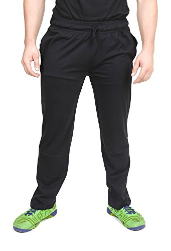 Utopia Wear Women's Jersey Pant (Medium, Blac...