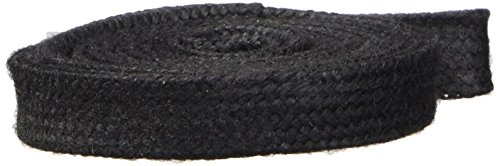 Resco Black Cordo-hyde Loop Lead 3/8 by 36 Inches Long