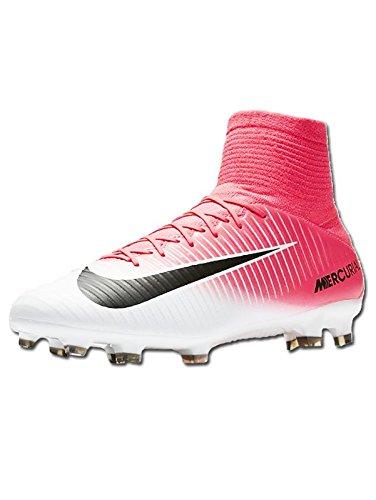 Nike Men's Mercurial Veloce III Dynamic Fit Fg Football Boots RACER PINK/BLACK-WHITE BMfgPogK6B