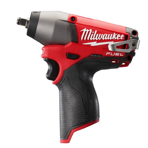 Milwaukee 2454-20 M12 Fuel 3/8 Impact Wrench tool Only Builders World Wholesale Distribution