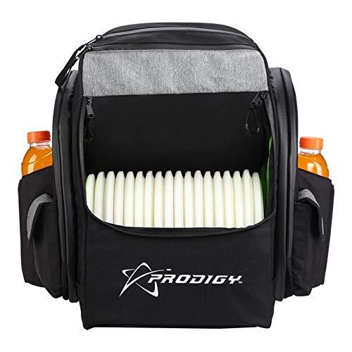 Prodigy Disc BP-1 V2 Backpack Disc Golf Bag - Black