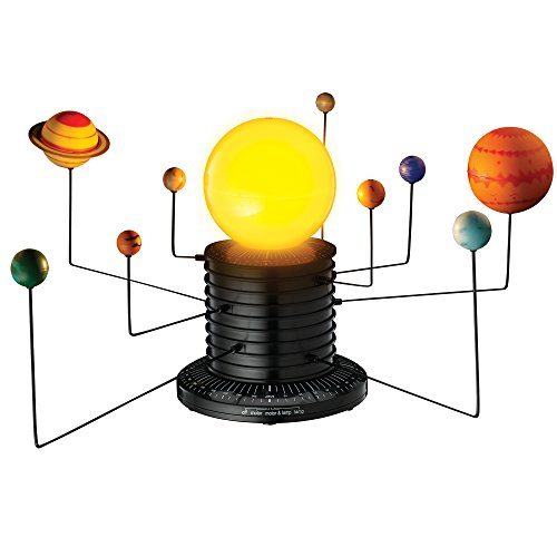 (Educational Insights GeoSafari Motorized Solar System )