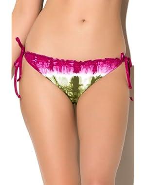 Women's Sudan Tie Side Hipster Bikini Bottom!