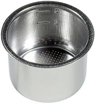 Amazon.com: Cesta del filtro univen cafetera de espresso ...