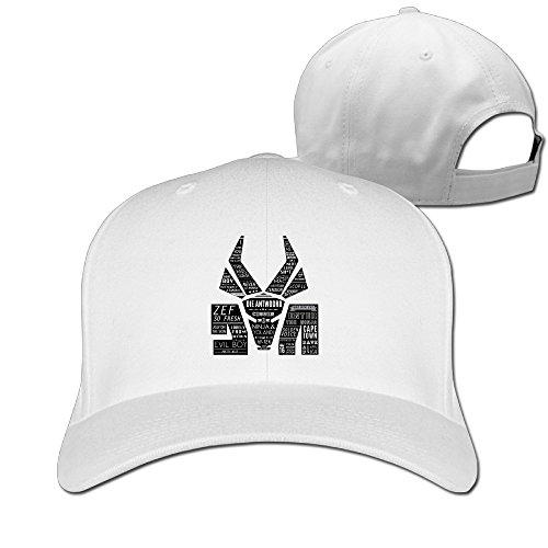 Baseball-Cap-Die-Antwoord-Art-Songs-Logo-Trucker-Hat