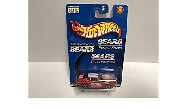 Overboard 454 Mattel Hot Wheels Special Edition Sears