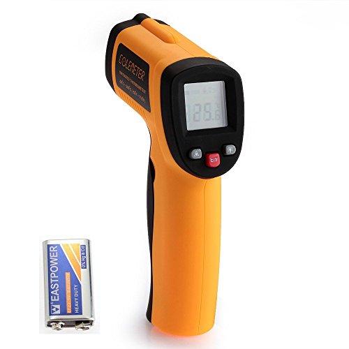 COLEMETER Infrarot Laser Thermometer / Pyrometer / - 50 bis + 420 °C