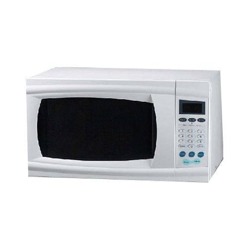 Galanz Microwave Oven-import P70b20al-t-1 Galanz, .7 Cuft, White, Digital Microwave, 700w
