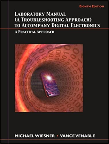 Book Lab Manual for Digital Electronics: A Practical Approach