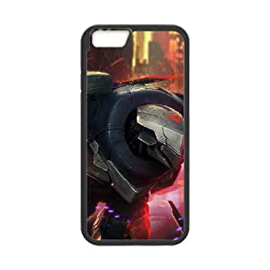 project zed skin splash art league of legends iPhone 6 4.7 Inch Cell Phone Case Black xlb2-149701