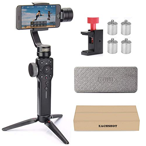 Zhiyun Smooth 4 with Counterweight