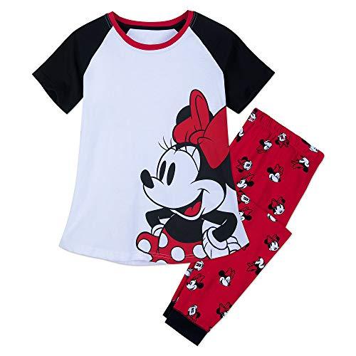 Disney Minnie Mouse PJ PALS for Women Size Ladies XL Multi