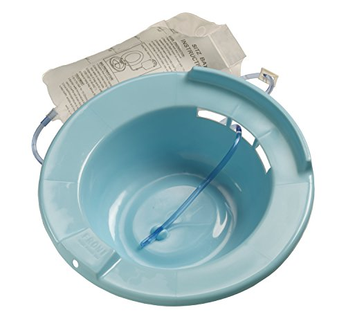 - PCP Sitz Bath Hemorrhoid Relief Soak, Teal