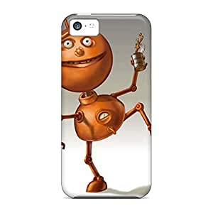 iphone 5 / 5s Top Quality cell phone skins pattern case mechanical happiness