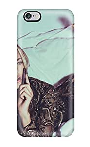TYH - 8715621K24479677 Protective Tpu Case With Fashion Design For Iphone 6 plus 5.5 (lena Gercke) phone case