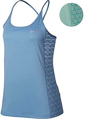 NIKE Women's Dri-Fit Miler Running Tank Top