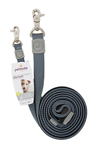 petmate-signature-deluxe-leash-pewter-5-8-x-6