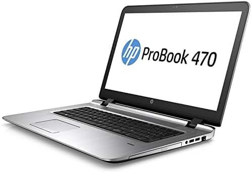 HP ProBook 470 G3 17.3