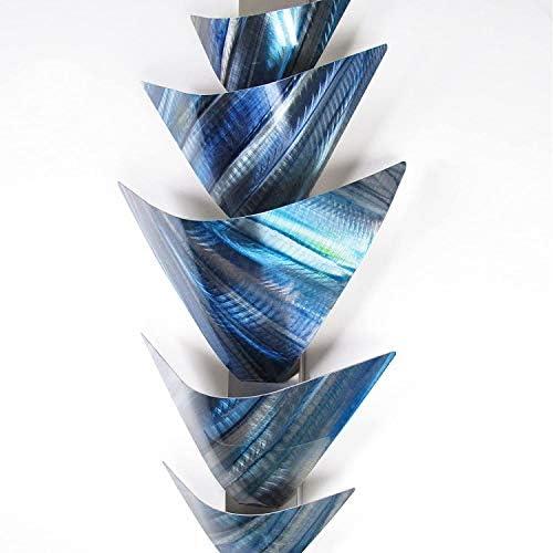 """""""Aurora Torchiere Wall Sculpture"""